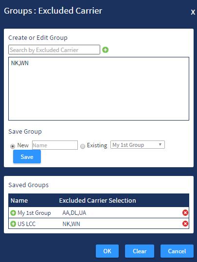 Schedules Analyser User Guide