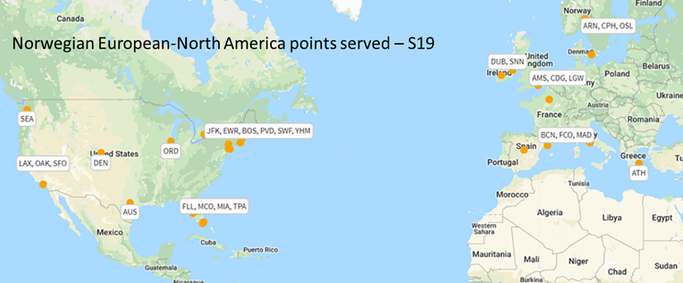 norwegian-european-north-america-points-served-s19