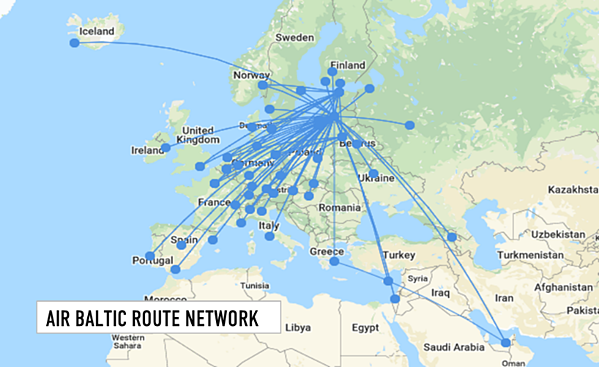 air-baltic-route-network