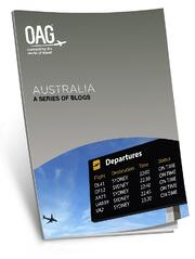 Australia: A Series of Blogs