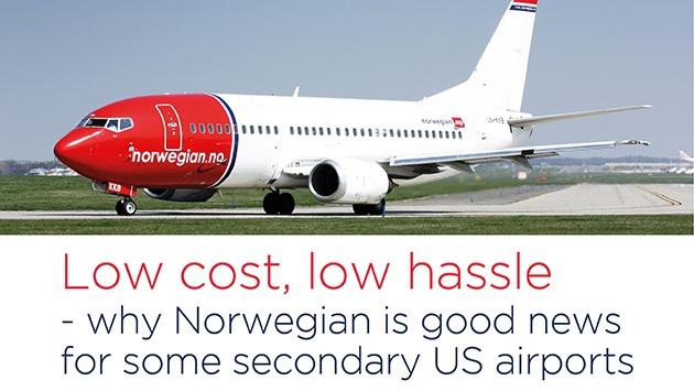 Low Cost, Low Hassle with Norwegian to US