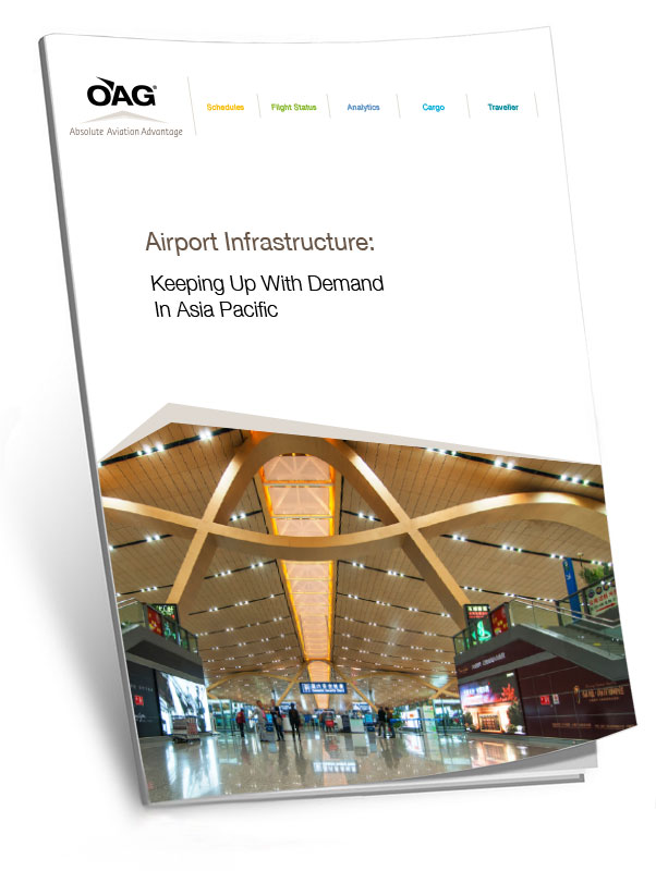 Airport Infrastructure: Demand in Asia Pacific