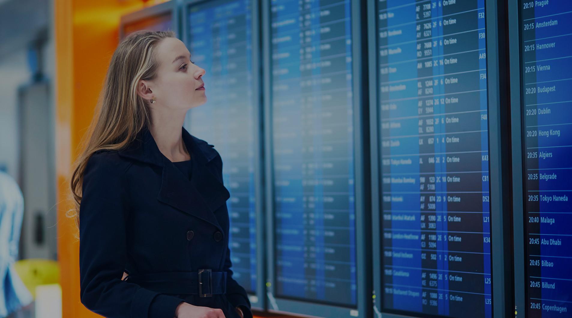 Data Solutions Flight Information Database