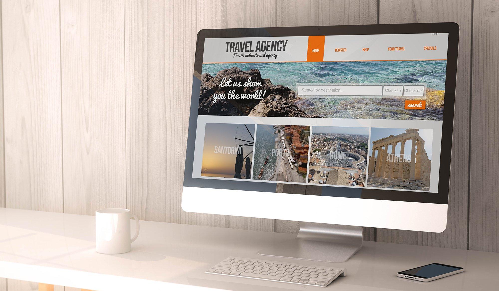 online-travel-agency