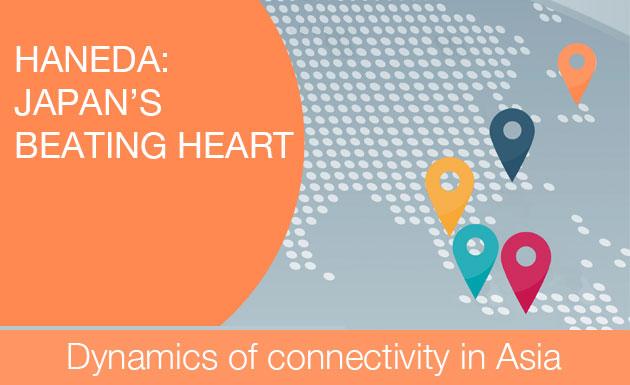 Dynamics of Connectivity – Haneda – Japan's Beating Heart