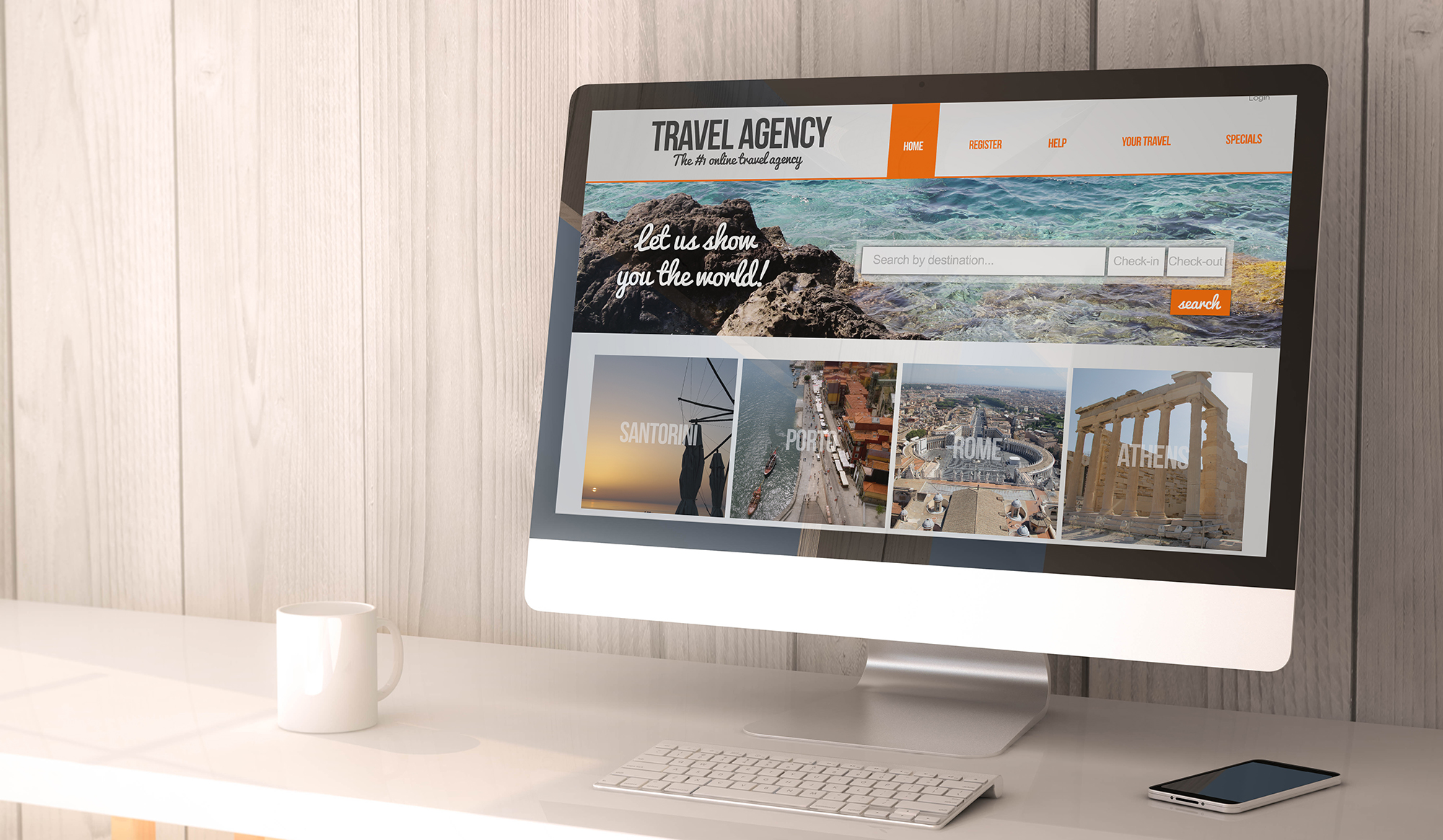 online-travel-agency