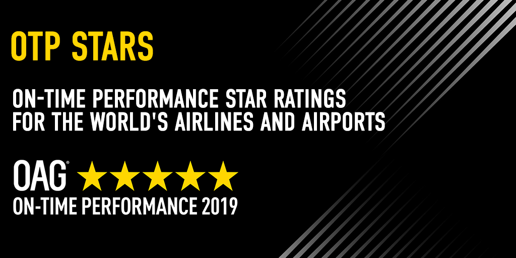 On-Time Performance Star Ratings