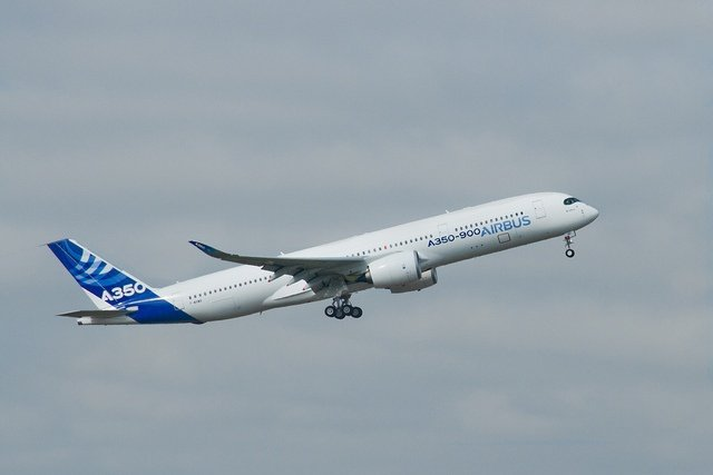 How does the future look for the A350?